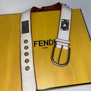LINEA PELLE leather belt